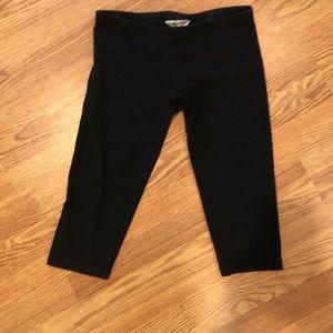 Used hardtail basic cropped leggings